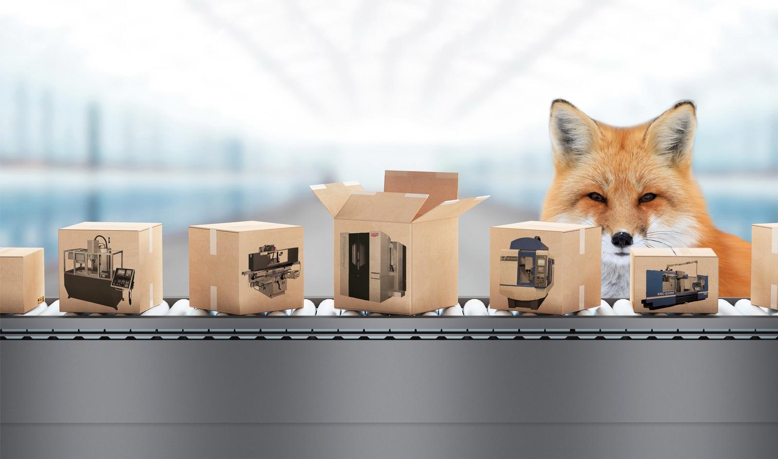 Orderfox ist ein weltweit agierender Online-Marktplatz für CNC-Unternehmen.